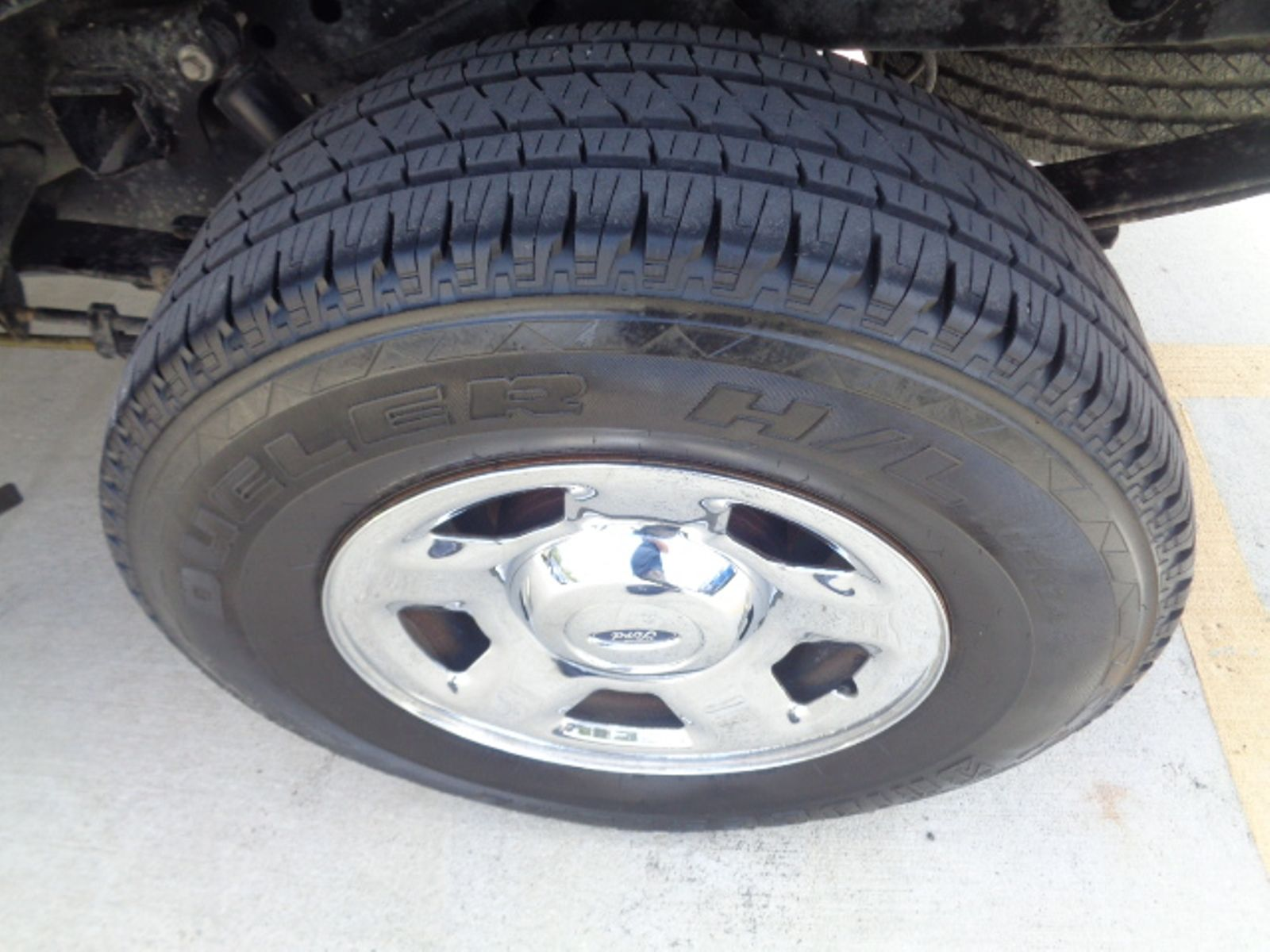 2006 Ford F 150 Xlt City Tx Texas Star Motors Wheels In Houston