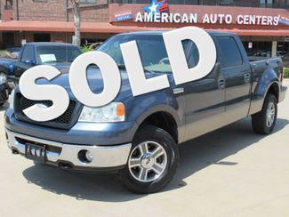 2006 Ford F-150 XLT Stepside 4WD   Houston, TX   American Auto Centers in Houston TX