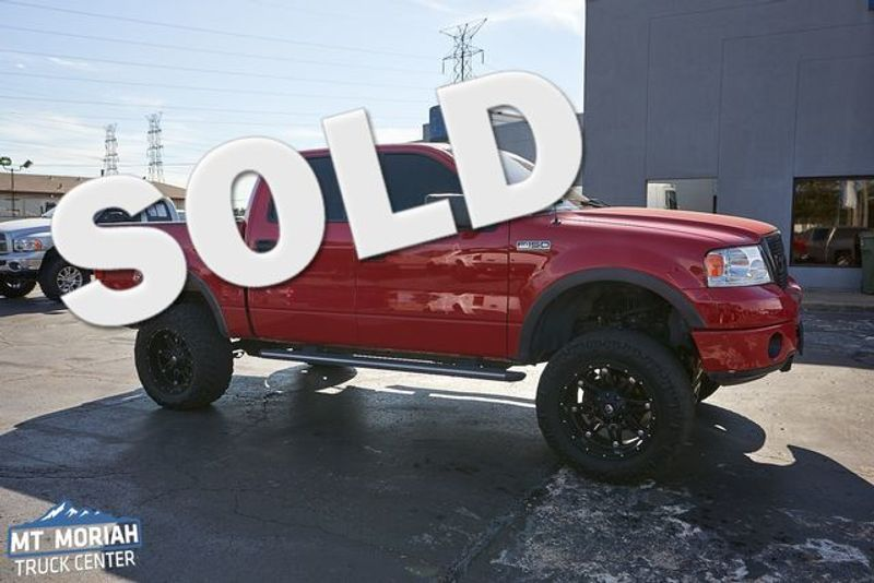2006 Ford F-150 FX4 | Memphis, TN | Mt Moriah Truck Center in Memphis TN
