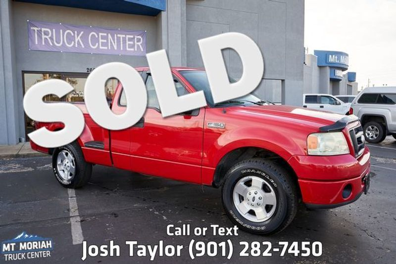 2006 Ford F-150 XLT | Memphis, TN | Mt Moriah Truck Center in Memphis TN