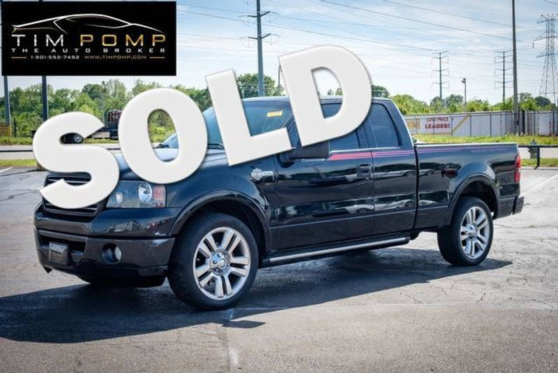 2006 Ford F-150 Harley-Davidson   Memphis, Tennessee   Tim Pomp - The Auto Broker in Memphis Tennessee