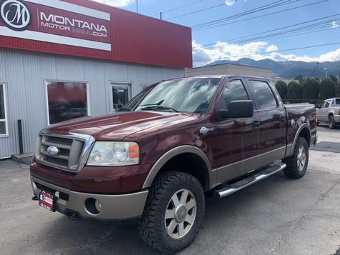2006 Ford F-150 King Ranch in