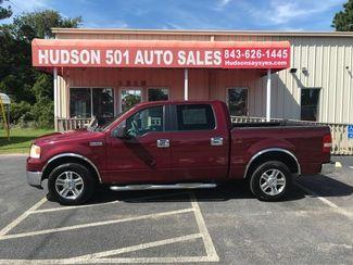 2006 Ford F-150 XLT | Myrtle Beach, South Carolina | Hudson Auto Sales in Myrtle Beach South Carolina