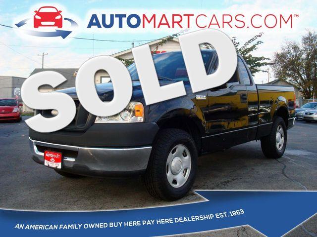 2006 Ford F-150 STX   Nashville, Tennessee   Auto Mart Used Cars Inc. in Nashville Tennessee