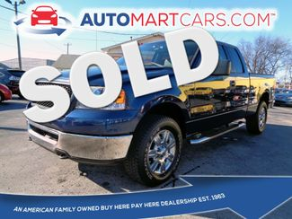 2006 Ford F-150 in Nashville Tennessee