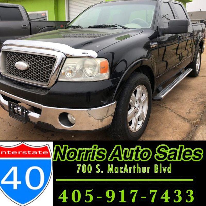 2006 Ford F-150 XLT   Oklahoma City, OK   Norris Auto Sales (I-40) in Oklahoma City OK