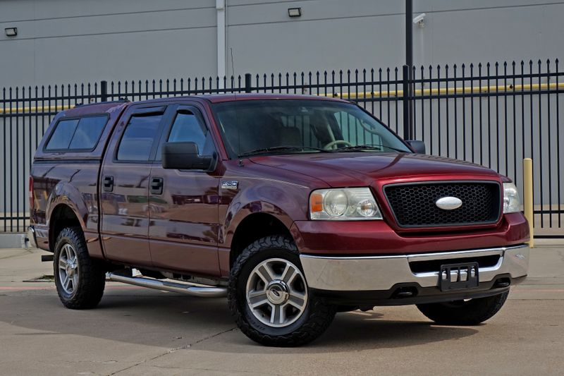 2006 Ford F-150 XLT*4x4*Crew Cab*Only 95k mi*   Plano, TX   Carrick's Autos in Plano TX
