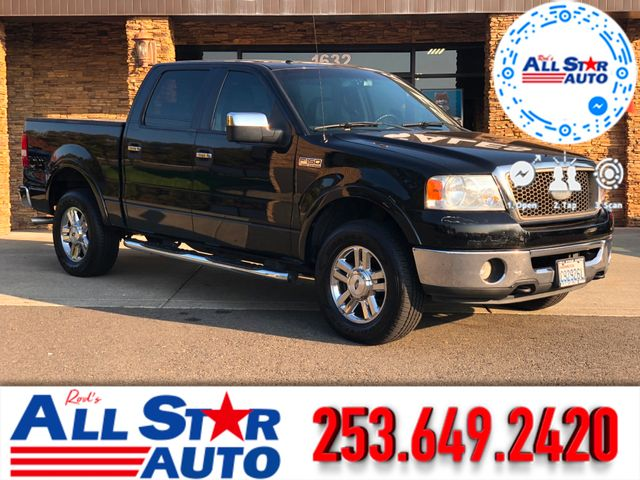 2006 Ford F-150 Lariat in Puyallup Washington, 98371