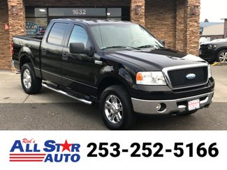 2006 Ford F-150 XLT 4WD in Puyallup Washington, 98371