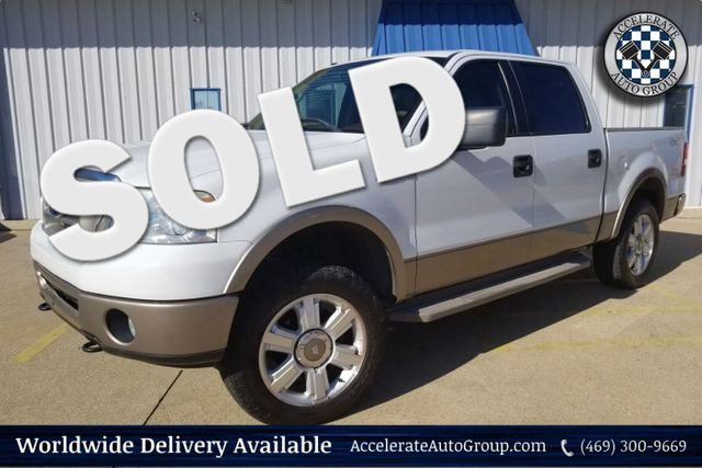 2006 Ford F-150 King Ranch in Rowlett