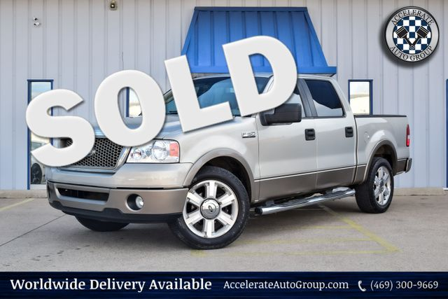 2006 Ford F-150 Lariat in Rowlett