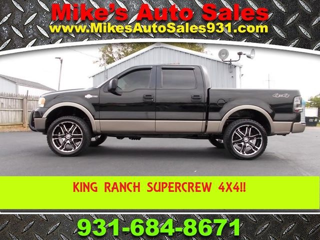 2006 Ford F-150 King Ranch Shelbyville, TN