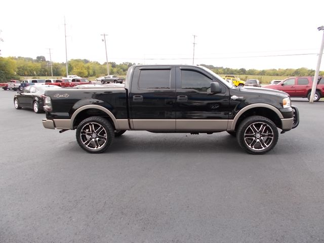 2006 Ford F-150 King Ranch Shelbyville, TN 10