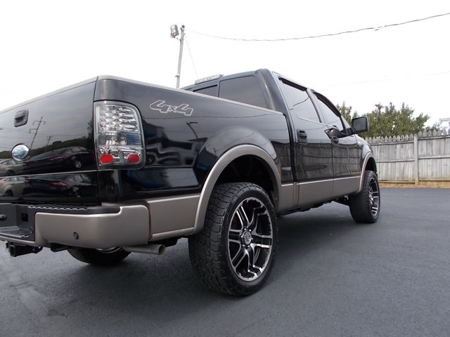2006 Ford F-150 King Ranch Shelbyville, TN 11