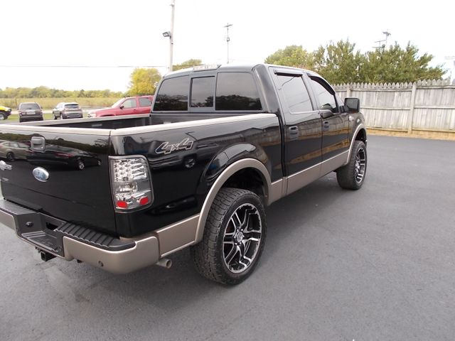 2006 Ford F-150 King Ranch Shelbyville, TN 12