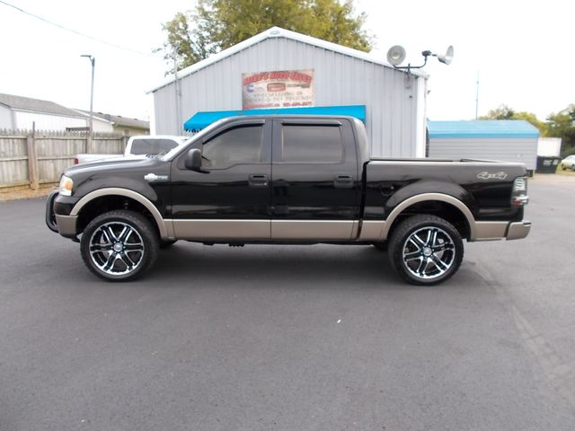 2006 Ford F-150 King Ranch Shelbyville, TN 2