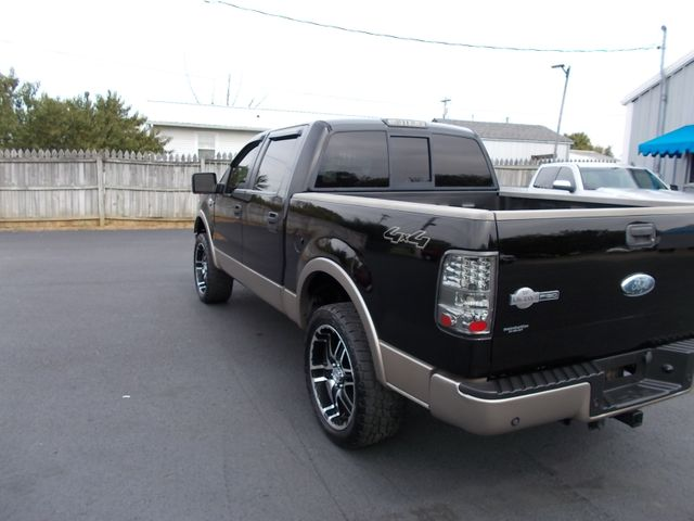 2006 Ford F-150 King Ranch Shelbyville, TN 4