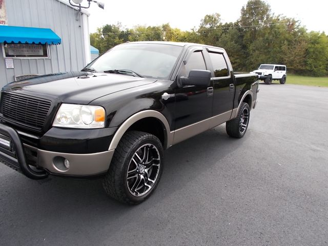2006 Ford F-150 King Ranch Shelbyville, TN 6