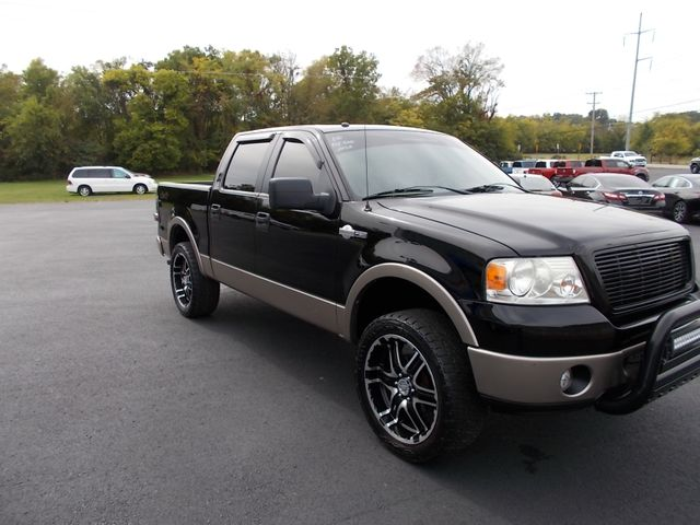 2006 Ford F-150 King Ranch Shelbyville, TN 9
