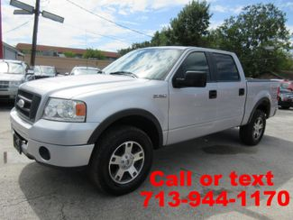 2006 Ford F-150 FX4, PRICE SHOWN IS THE DOWN PAYMENT south houston, TX