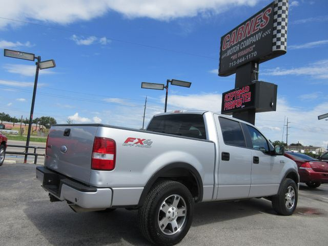2006 Ford F-150 FX4, PRICE SHOWN IS THE DOWN PAYMENT south houston, TX 3