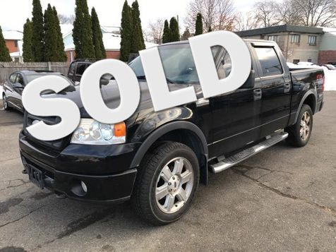 2006 Ford F-150 FX-4 in West Springfield, MA