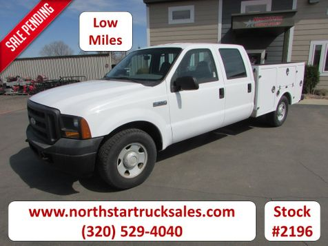 2006 Ford F-350 4x2 Crew-Cab Service Utility Truck  in St Cloud, MN