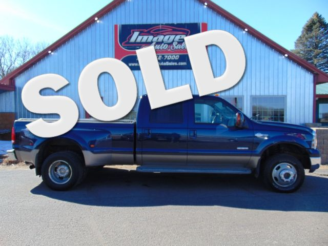 2006 Ford F-350 DRW Crew King Ranch