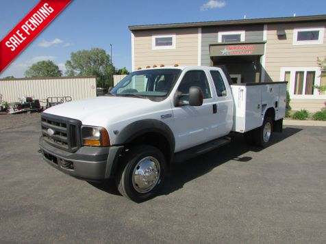 2006 Ford  F-450 4x2  Ex-Cab Utility Truck  in St Cloud, MN