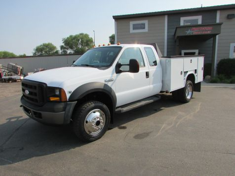 2006 Ford F-450 4x4 Ex-Cab Utility Truck  in St Cloud, MN