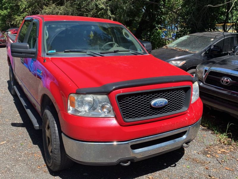 2006 Ford F150 SUPERCREW  city MD  South County Public Auto Auction  in Harwood, MD