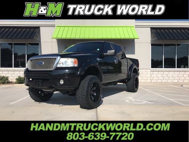 2006 Ford F150 King Ranch 4x4