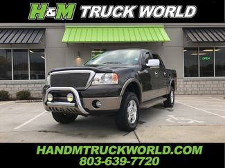 2006 Ford F150 King Ranch 4X4 LOW LOW MILES in Rock Hill, SC 29730