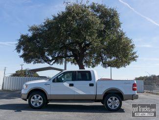 2006 Ford F150 Crew Cab King Ranch 5.4L V8 4X4 in San Antonio Texas, 78217