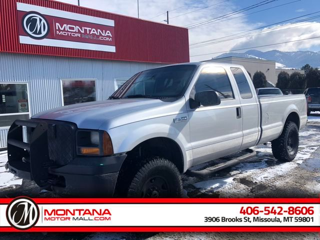 2006 Ford F250 Super Duty Super Cab XL Pickup 4D 6 3/4 ft