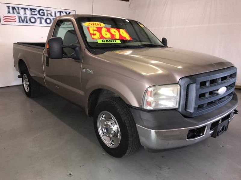 2006 Ford F250 SUPER DUTY | Tavares, FL | Integrity Motors in Tavares FL