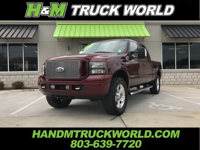 2006 Ford F250SD Harley Davidson 4x4 *BULLET-PROOFED*TONS OF EXTRAS