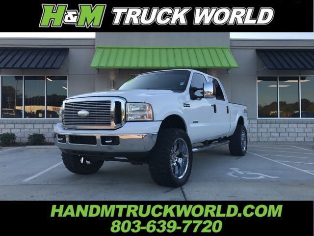 "2006 Ford F250SD Lariat ""LIFTED""BULLET-PROOFED""4X4"" in Rock Hill SC, 29730"