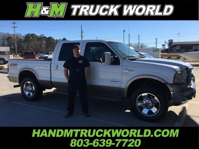 "2006 Ford F250SD King Ranch ""BULLET-PROOFED"" LOW LOW MILEAGE in Rock Hill, SC 29730"