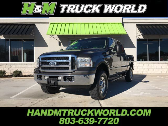 2006 Ford F250SD XLT 4X4 *BULLET-PROOFED*LOW MILES*