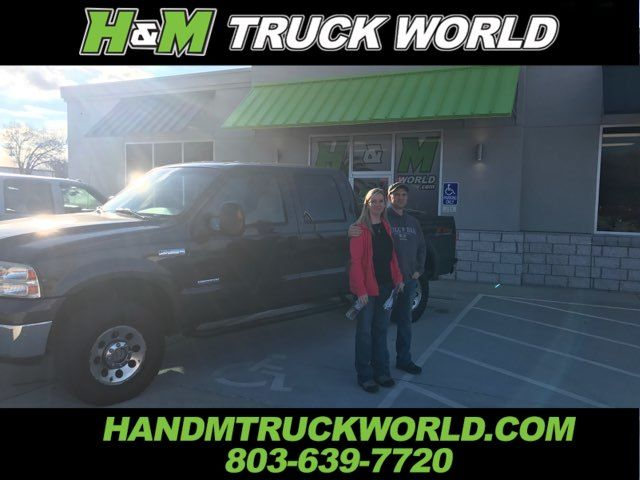 2006 Ford F250SD XLT 4X4 *BULLET-PROOFED*LOW MILES* in Rock Hill, SC 29730