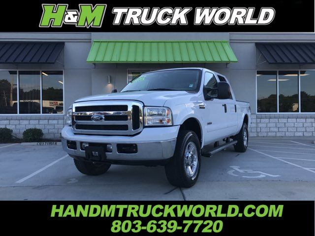 2006 Ford F250SD Lariat 4x4 *BULLET-PROOFED* LOW LOW MILES in Rock Hill, SC 29730
