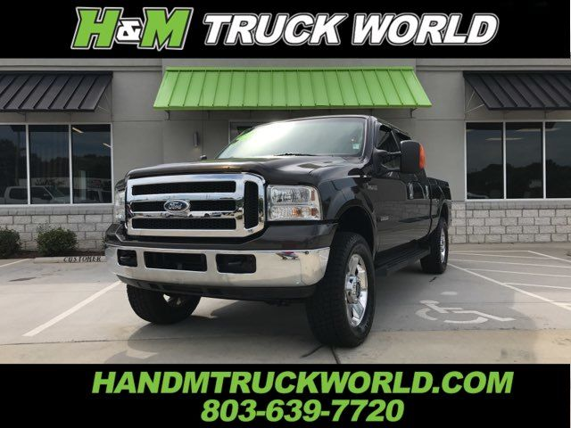 2006 Ford F250SD Lariat 4x4 *bullet-proofed* *sunroof* sharp truck