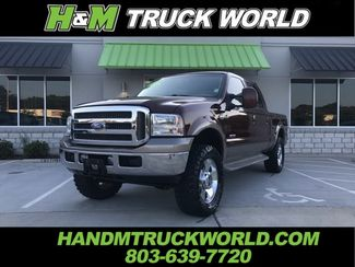 2006 Ford F250SD King Ranch 4X4 *BULLET-PROOFED*LEVELED*35'S* WOW in Rock Hill, SC 29730