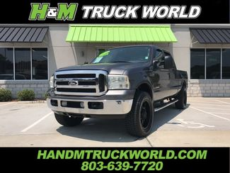 2006 Ford F250SD Lariat 4x4 *BULLET-PROOFED* 20'' BLACK MONSTERS in Rock Hill, SC 29730