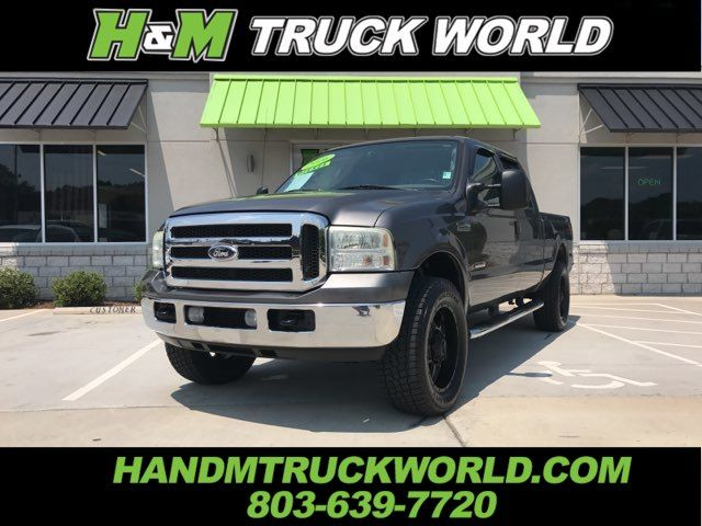2006 Ford F250SD Lariat 4x4 *BULLET-PROOFED* 20'' BLACK MONSTERS