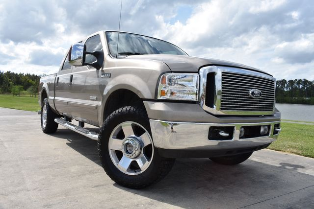 2006 Ford F250SD Lariat