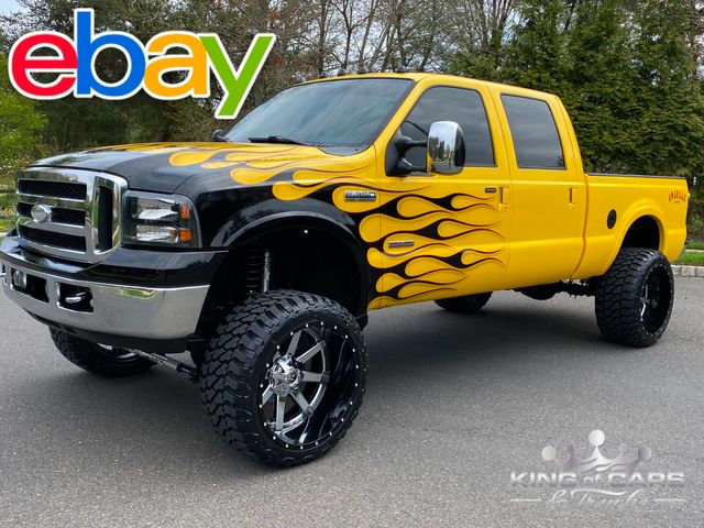 2006 Ford F350 Amarillo 4x4 DIESEL RARE ONLY 49K MILES WOW MUST SEE