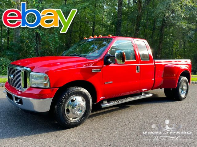 2006 Ford F350 Drw Xlt POWERSTROKE DIESEL LOW MILES MUST SEE MINT in Woodbury, New Jersey 08093