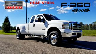 2006 Ford Super Duty F-350 DRW XLT 4X4 STUDDED 350 8FT BED DUALLY | Palmetto, FL | EA Motorsports in Palmetto FL